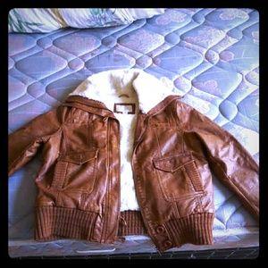 Womens Winter Jacket waist length